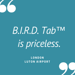 bird control testimonial